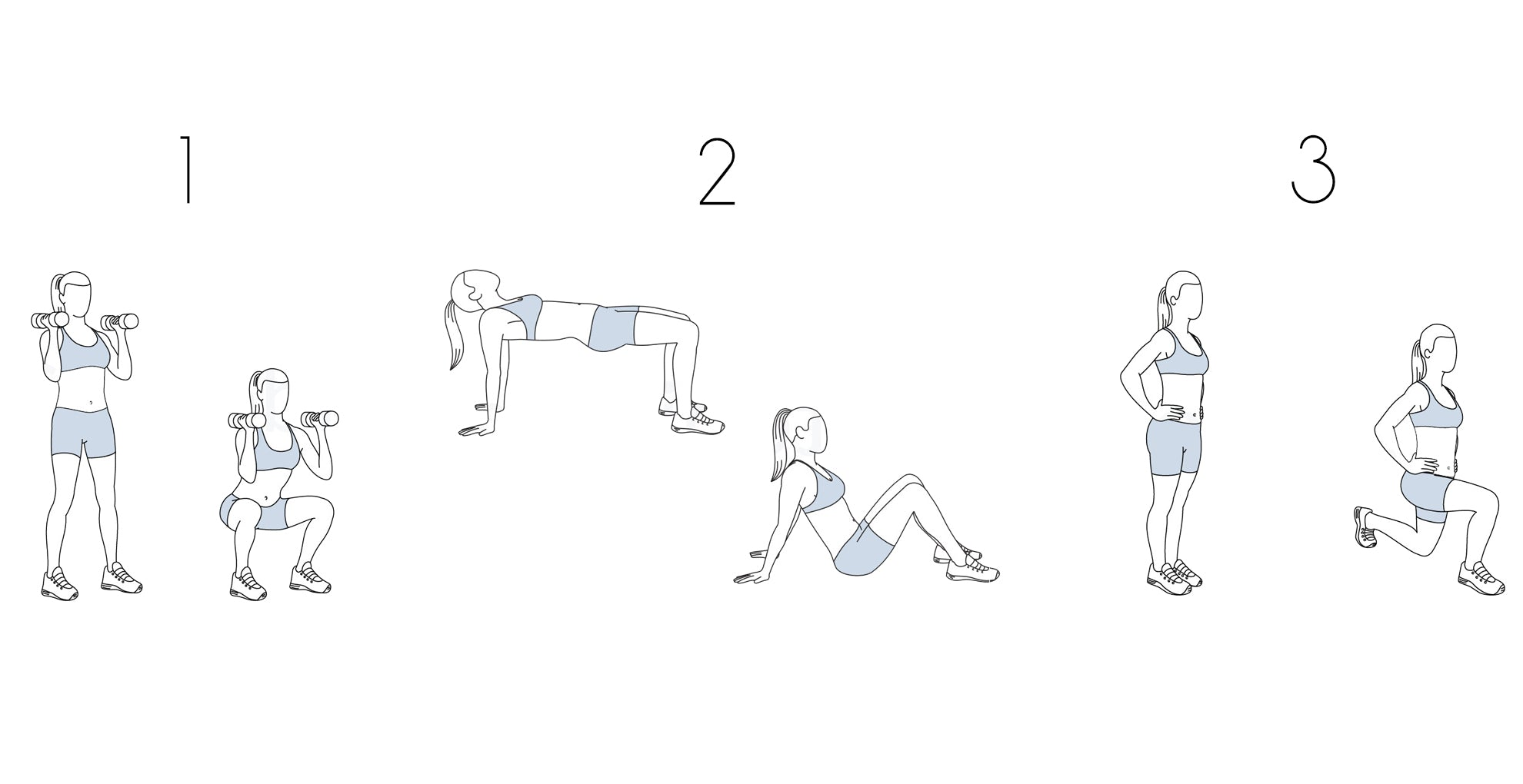 Rule 28 Home Workout Legs