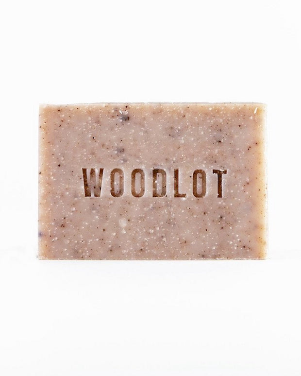 Woodlot Flora All Natural Nourishing Soap Bar. Made in Canada
