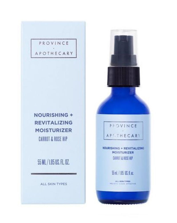 Nourishing + Revitalizing Moisturizer 55ml-Skincare-Source Organics