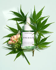Suitable for all skin, great for dry or blemish-prone skin. Omega-rich and irritation soothing Hemp Seed Oil and environmental stress defending Adaptogens including Shiitake Mushroom and Ashwagandha Root. Natural, vegan, cruelty-free, with certified organic ingredients.