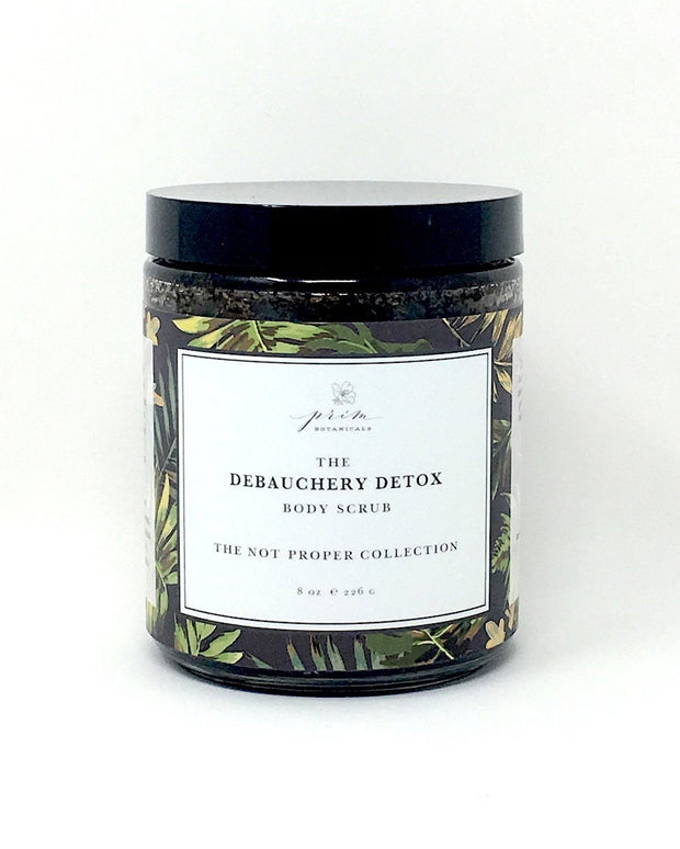 The Debauchery Detox Body Scrub