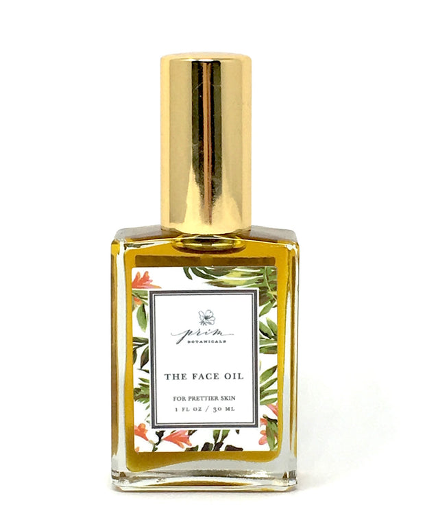 The Face Oil-Skincare-Source Organics