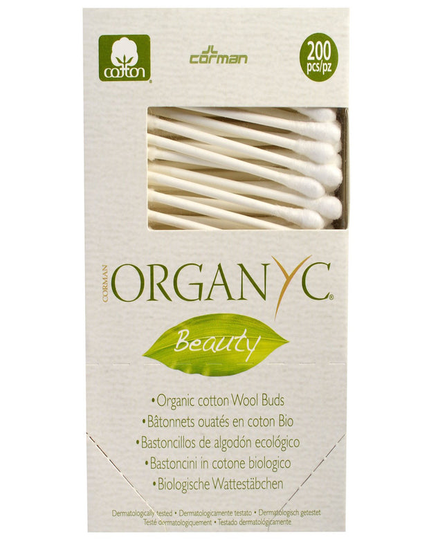 Cotton Swabs-Accessories-Source Organics