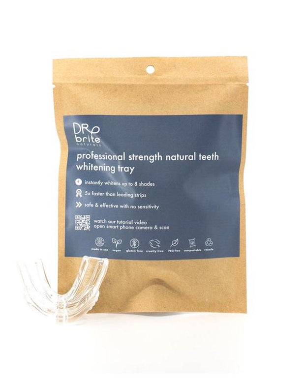 Pre-filled Teeth Whitening Tray-Refill-Oral Care-Source Organics