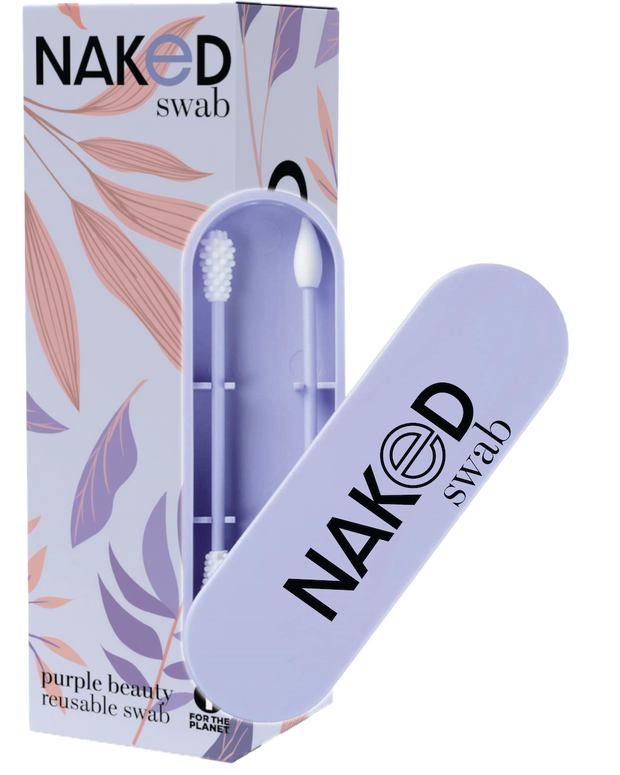 The Purple Beauty Swab