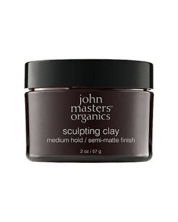 All natural hair products for short hair.  Sculpting Clay is a blend of three natural clays combined with beeswax and essential oils. The result is an even better styling clay that restores moisture and provides a touchable, workable hold for every look you're craving.