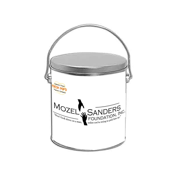 Mozel Sanders Commemorative Tin