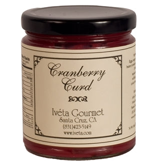 Cranberry Curd 10oz (available Fall only)