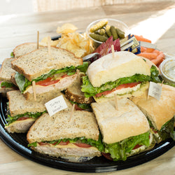 Sandwiches, assorted