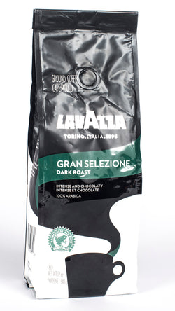 Coffee, ground, Gran Selezione by Lavazza