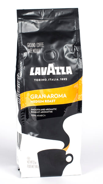 Coffee, ground, Gran Aroma by Lavazza