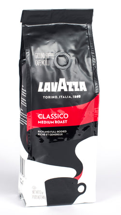 Coffee, ground, Classico by Lavazza