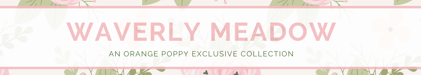 waverly meadow floral header