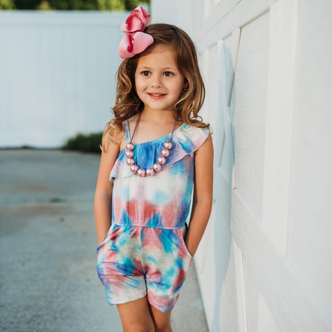 Cotton Candy Jumper - Orange Poppy Boutique