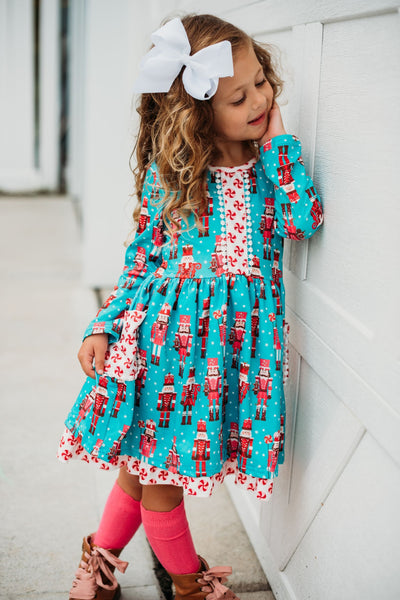 The Sweetest Christmas Dress