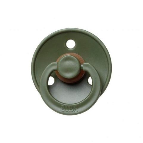 BIBS Baby Pacifier - Hunter Green