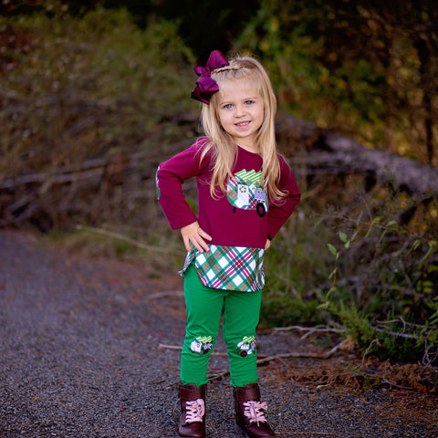 Christmas Rambler Pant Set