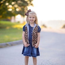 Load image into Gallery viewer, Winter Chill Reversible Vest - Child