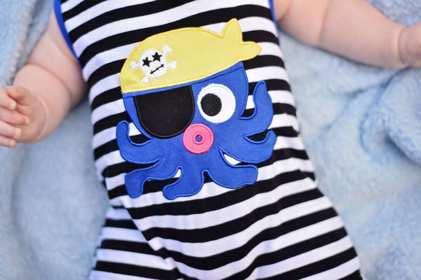 Sea Captain Romper