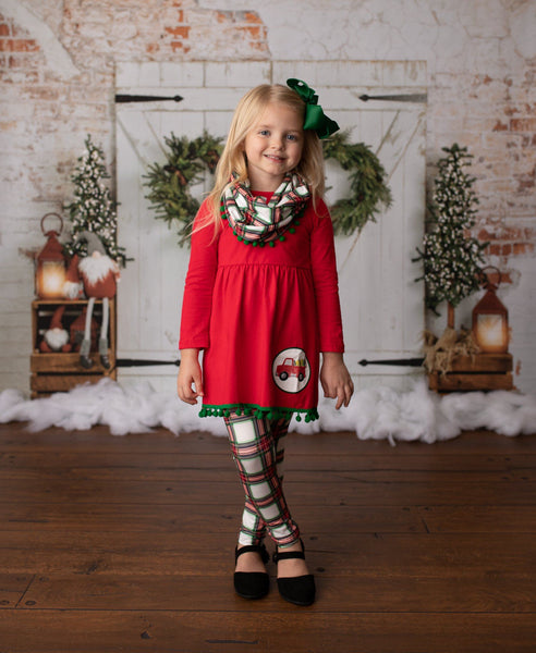 Christmas Memories Pant Set