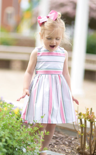Mint Julep Dress - Orange Poppy Boutique