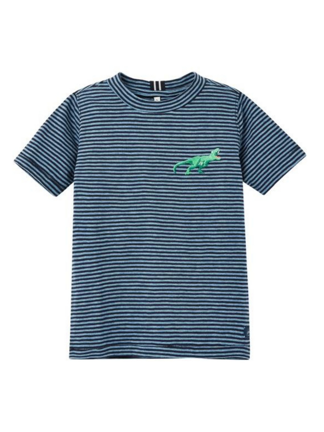 Rex Striped Tee | Joules
