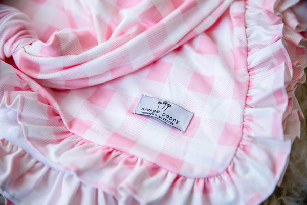 Little Lullaby Blanket - Pink