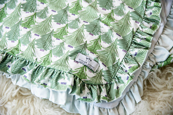 Balsam Fir Blanket