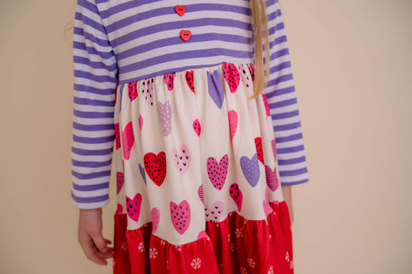 All Hearts Pant Set