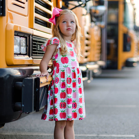 One Smart Apple Dress