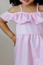 Load image into Gallery viewer, Evelyn Dress - Sweet Pink