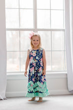 Load image into Gallery viewer, Wildflower Ruffle Dress