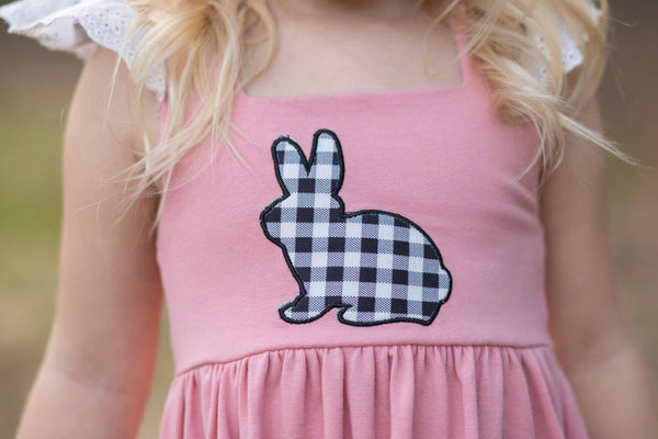 A Farmhouse Easter Dress - Orange Poppy Boutique