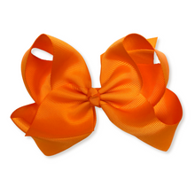 "Load image into Gallery viewer, 6"" Alligator Clip Hairbows"