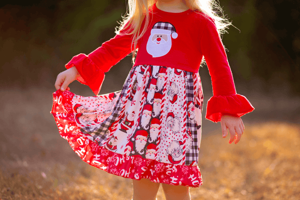 Christmas Kringle Dress