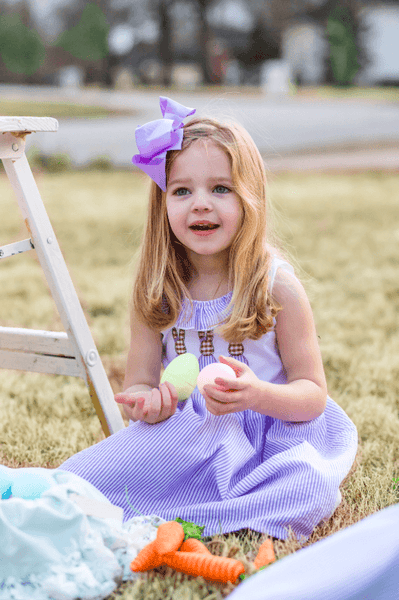 Easter Morning Dress - Orange Poppy Boutique