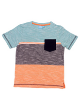Load image into Gallery viewer, Sidney Yarn Dye Tee | Bear Camp