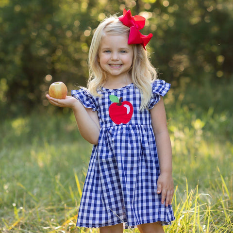 Apple for the Teacher Dress