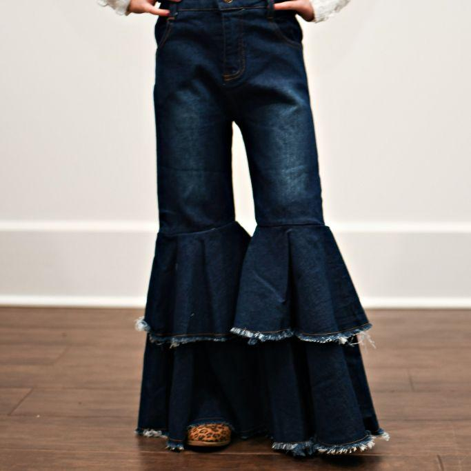 Amelia Bell Bottoms