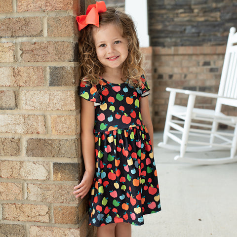 Candy Apple Dress