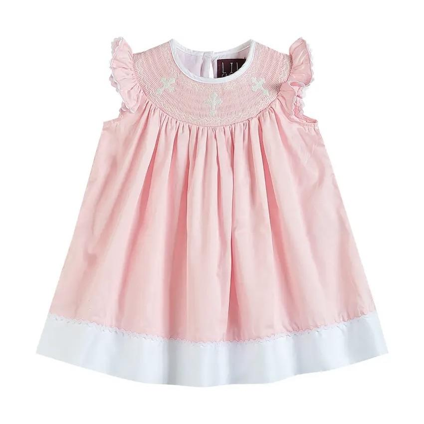 Risen Indeed Smocked Dress