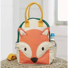 Load image into Gallery viewer, Mud Pie Fox Toddler Backpack