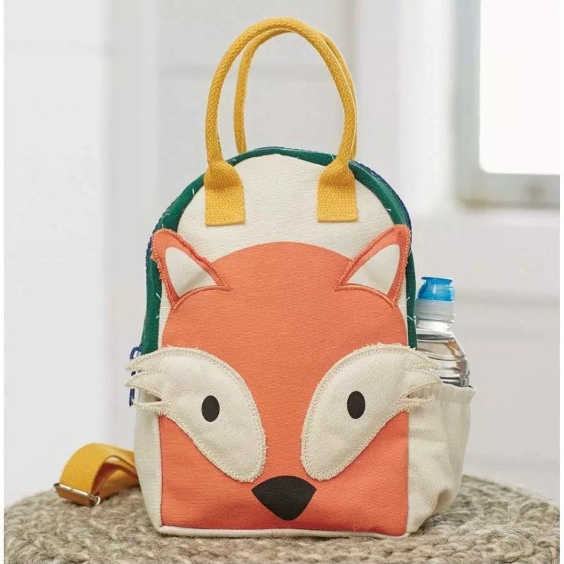 Mud Pie Fox Toddler Backpack
