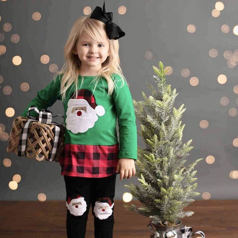 Merry & Bright Pant Set