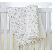 Load image into Gallery viewer, Mud Pie  Little Lamb Quilt