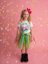 Load image into Gallery viewer, Little Miss Lucky Tutu Set