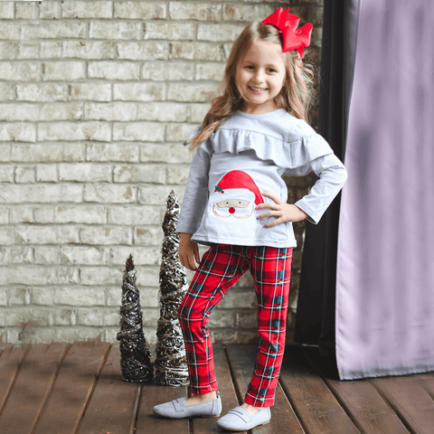 North Pole Wishes Pant Set