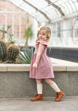 Load image into Gallery viewer, Daphne Dress - Dusty Rose