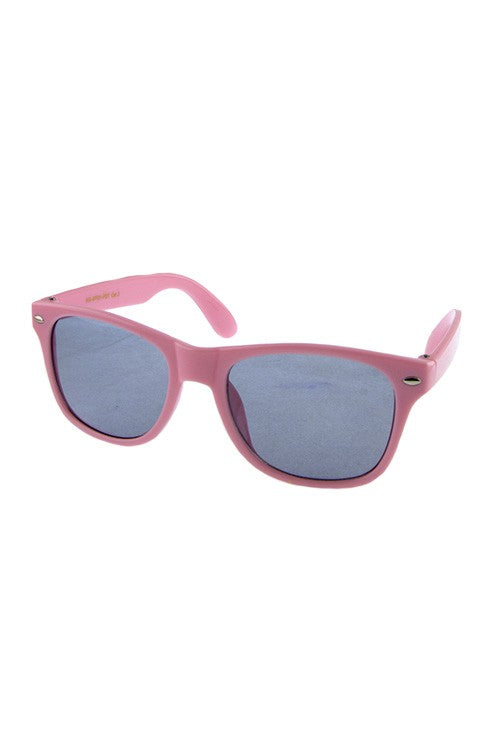 Kids Surf Sunglasses - Pink
