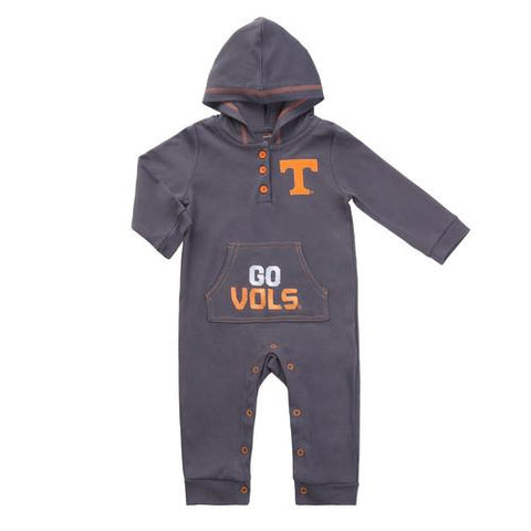 Tennessee Volunteers Baby & Toddler Hooded Romper
